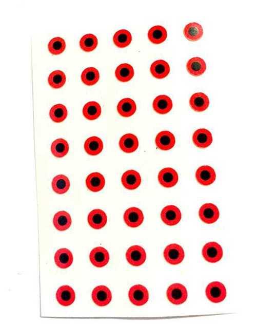 Bild på Flat Eyes Red