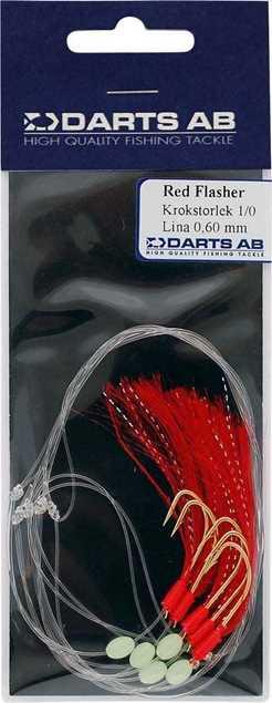 Bild på Darts Red Flasher Rig