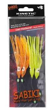 Bild på Häckla Sabiki Bläckfisk Yellow/Orange