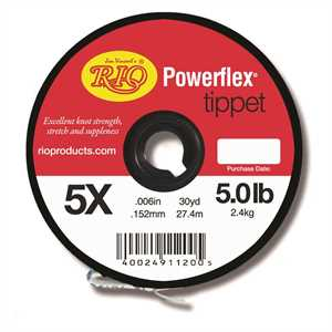 Bild på RIO Powerflex Tippet - 27m 0,58mm (22,7kg)