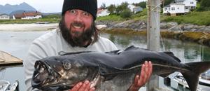 Besök vid Arnöy | Fiskeproffesorn