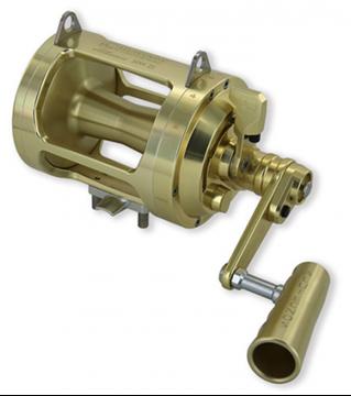 Bild på Alutecnos Albacore Gold 50W 2-speed