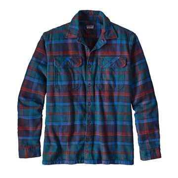 Bild på Patagonia Long Sleeved Fjord Flannel Shirt