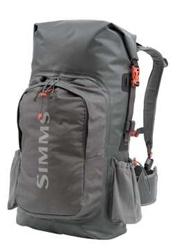 Bild på Simms Dry Creek Backpack (Gunmetal)