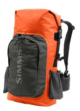 Bild på Simms Dry Creek Backpack (Bright Orange)