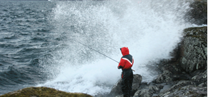 Landfiske vid Vättern | EL-GE Oskar