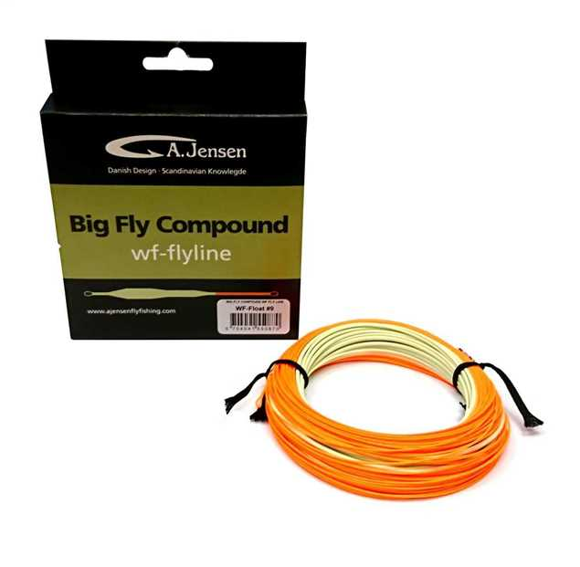 Bild på A.Jensen Big Fly Compound Float WF9