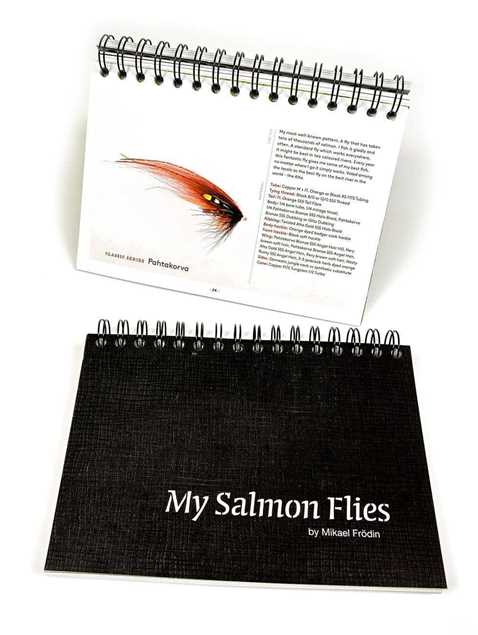 Bild på My Salmon Flies - Mikael Frödin