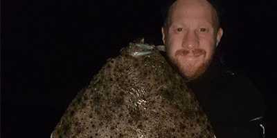 Piggvar i det kalla | Rapport | Team EL-GE Havsfiske