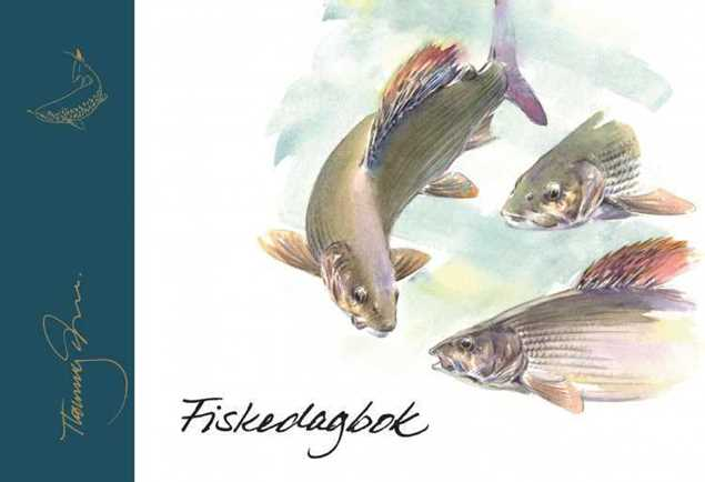 Bild på Fiskedagbok - Thomas Gustavsson