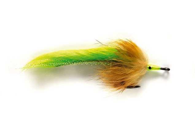 Bild på Tarpon Bunny Chartreuse Stl.4/0