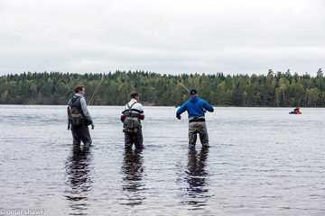 Bild på Flugfiskekurs i Lilla Lövsjön 12-13 maj
