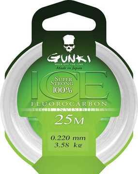 Bild på Gunki Ice Fluorocarbon 25m