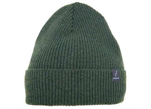 Bild på Guideline Fishermans Beanie Moss Green