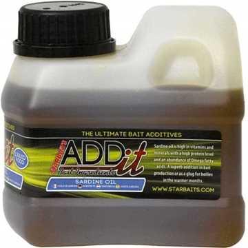 Bild på Starbaits Add It Liquid Sardine Oil 500ml