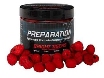 Bild på Starbaits Prep X Bright Tiger Red Strawberry 200ml
