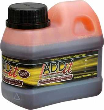 Bild på Starbaits Add It Liquid Indian Spice 500ml