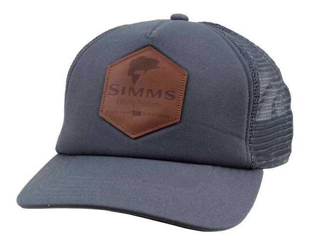 Bild på Simms Leather Patch Trucker (Anvil)