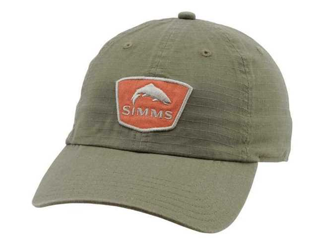 Bild på Simms Ripstop Cap (Gunmetal)
