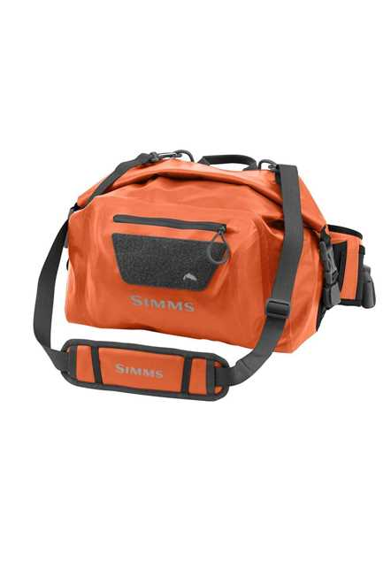 Bild på Simms Dry Creek Hip Pack (Bright Orange)