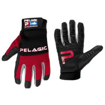 Bild på Pelagic End Game Gloves Red