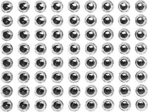 Bild på Behr Angelsport 3D-Fisheyes 6mm (120 pack) White