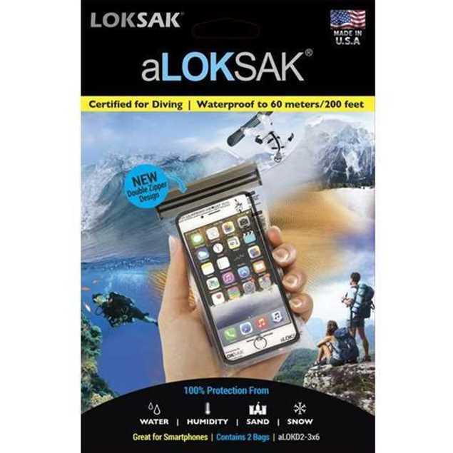 Bild på aLoksak  (Vattentäta påsar)