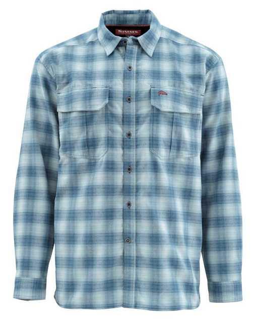 Bild på Simms Coldweather Shirt (Admiral Blue)