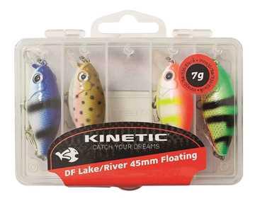 Bild på Kinetic Lake/River Wobbler 7g