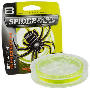 Bild på Spiderwire Stealth Smooth 8 Yellow 150m