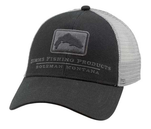 Bild på Simms Trout Icon Trucker | Black