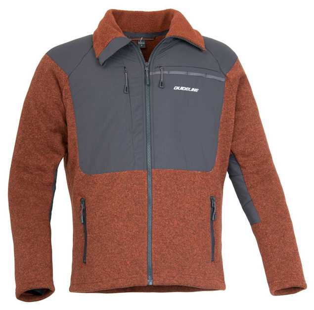 Bild på Guideline Alta Fleece Jacket (Brick)