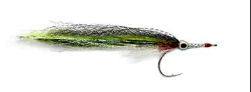 Bild på GT Needlefish Chartreuse/White Stl.6/0