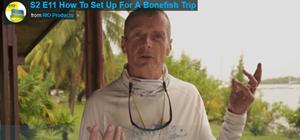 "Bonefish på fluga? Simon Gawesworth (Rio) förklarar | ""Punkarn"""