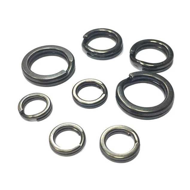 Bild på Cox & Rawle Heavy Duty Split Rings (7-10 pack)
