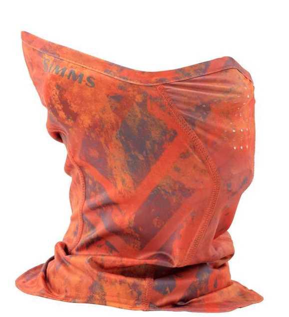 Bild på Simms SunGaiter (Velocity Print Orange)