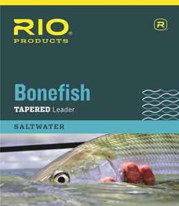 Bild på Rio Bonefish Leader 10ft 0,30mm / 5kg