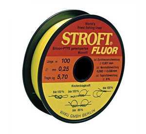 Bild på Stroft Yellow Fluor 100m 0,22mm / 4,9kg