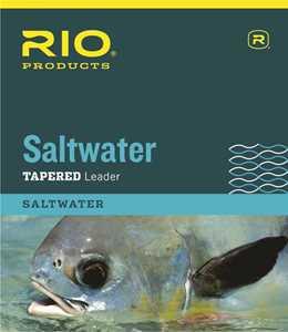 Bild på Rio Saltwater Leader 10ft 0,30mm / 5kg