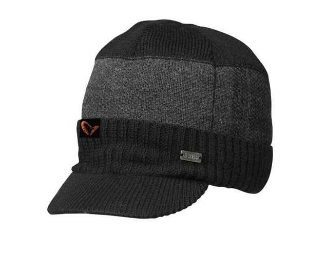 Bild på Savage Gear #SAVAGE Knitted Beanie w/Brim