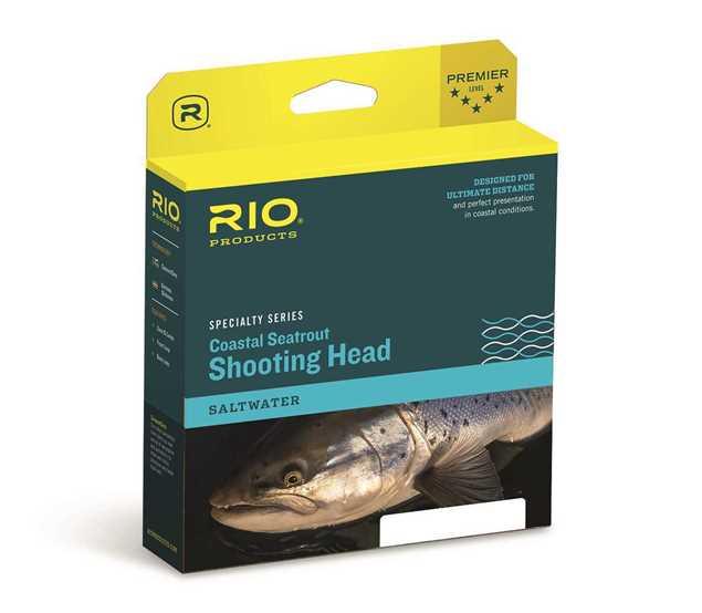 Bild på Rio Coastal Seatrout Shooting Head Hover