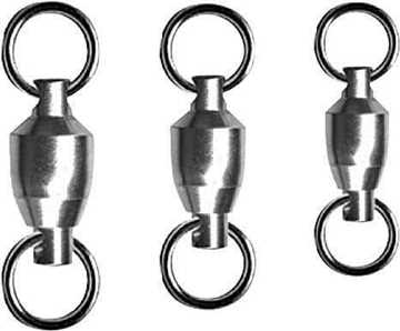 Bild på Daiwa Megaforce Ball Bearing Swivel (5 pack)