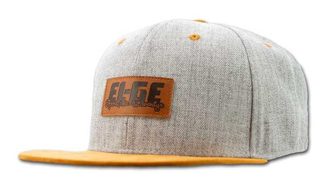 Bild på EL-GE Snapback Grey Suede