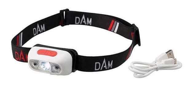 Bild på DAM Pannlampa (USB-laddning)