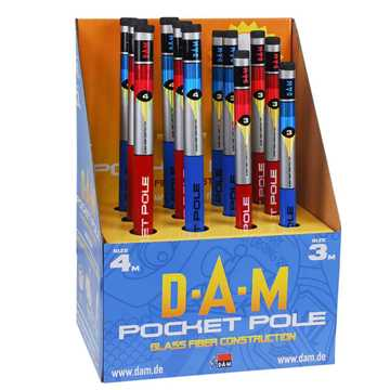 Bild på DAM Tele Pocket Pole 3m