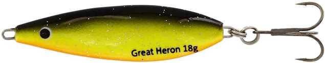 Bild på Westin Great Heron 7,5cm 18g Tyskeren *UTGÅENDE FÄRG*