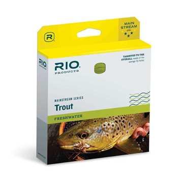 Bild på RIO Mainstream Trout Flyt/Sjunk3 WF5