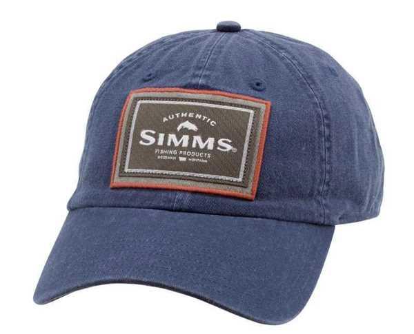 Bild på Simms Single Haul Cap   Admiral Blue