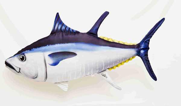 Bild på Gosedjur Tonfisk 100cm