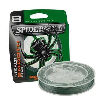 Bild på Spiderwire Stealth Smooth 8 Moss Green 150m